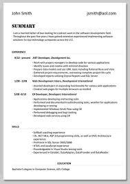 skills for a job resume