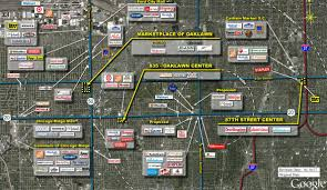 Chicago Map Pdf Chicago Il 87th Street Center Retail Space Kimco Realty