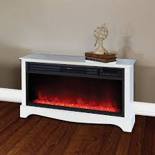 Infrared Heater Fireplace by Lifesource Tabletop Infrared Heater With Flame Effect Robert