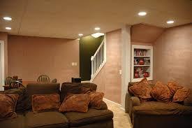 finishing your basement living room
