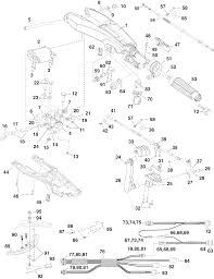 tiller kit 25 30 hp e tec steering accessories for 2010