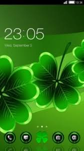 themes mobile android download green digital leaves flowers android theme htc theme