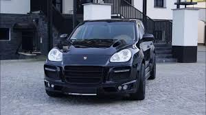 Porsche Cayenne Modified - porsche cayenne mk1 mt2 tuning body kit youtube