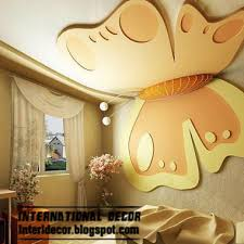 Interior Design Gypsum Ceiling 5 Modern Kids Room Gypsum Ceilings Designs Beautiful Interior Design