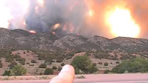 Wildfires In Colorado by Video Footage Royal Gorge Canon City 6 Fires In Colorado Youtube