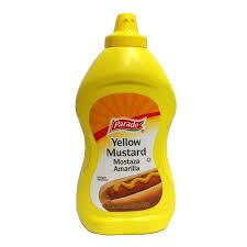 koops mustard parade yellow mustard 20 oz at menards