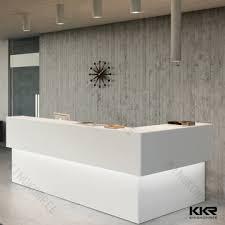 modern reception desk for sale kkr reception desk china office modern white reception desk solid