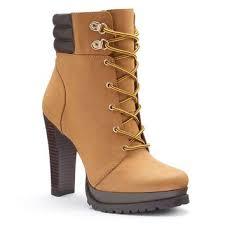 womens boots kohls s platform high heel from kohl s