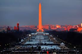picture of inauguration crowd national park service tweeting again after suspension u2013 the denver