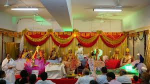 Navratri Decoration At Home Brahma Kumaris Vileparle