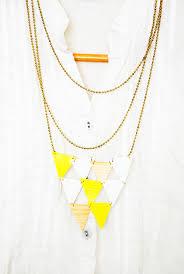 handmade necklace tutorial images Diy paper jewelry handmade charlotte jpg