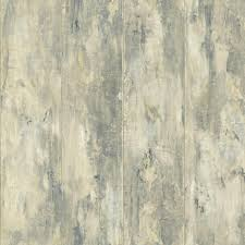 Faux Wood Wallpaper by York Wallcoverings Nautical Living Painted Wood Planks Wallpaper
