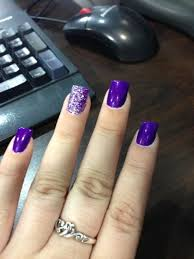 37 amazing purple nail designs nail design ideaz
