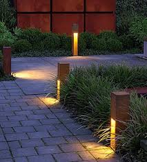 Outdoor Landscaping Lights Awesome Garden Lights For Your Sweet Backyard Lighting Design