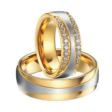 diamond king rings images Anel ouro vintage 18k gold plating cz diamonds engagement wedding jpg