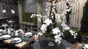 Unique Home Decoration A Black U0026 White Wedding Trees N Trends Unique Home Decor Youtube