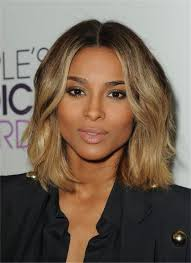 ciara shoulder length strawberry blonde wet and wavy virgin