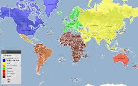 map of continents best photos of world map continents with countries world map