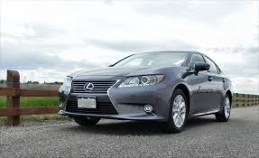 lexus es300h used car 2014 lexus es 300h is one fine automobile carnewscafe com