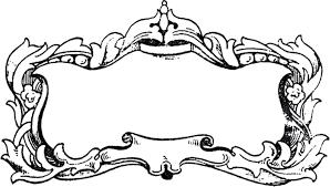 borders designs clipart