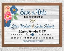save the date birthday etsy