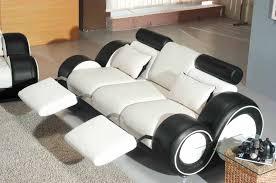 canapé relax 3 2 deco in ensemble canape relax design 3 2 1 places blanc et