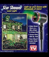 best quality best price lazer outside christmas lights vivid