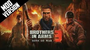download brothers in arms 3 son of war mod free shopping