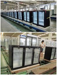 mini bar refrigerator glass door under counter back bar cooler used mini bar refrigerator with