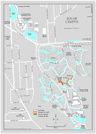 Elac Campus Map Su South Campus Map Grady Medical Center Campus Map Boeing St
