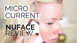 nuface trinity red light reviews nuface trinity microcurrent exercises mikaela south