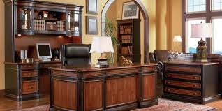 Elegant Executive Home Office Furniture Executive Office - Home office furniture ideas