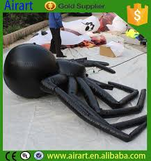 halloween inflatable spider yantai airart inflatable co ltd