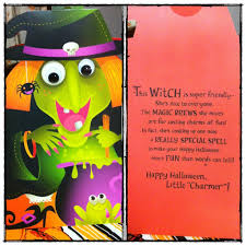 cute halloween cards sayings u2013 festival collections