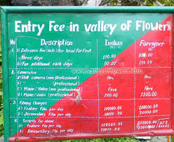 valley of flowers detailed information about valley of flowers