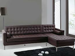 Decorating Ideas For Living Rooms With Brown Leather Furniture Sofa 33 Furniture L Shaped Dark Brown Leather Couch With