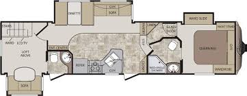 Cougar 5th Wheel Floor Plans 2013 Keystone Cougar 324rlb Fifth Wheel Cincinnati Oh Colerain Rv