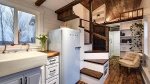 tiny house company rustic glamour tiny home by mint tiny house company youtube