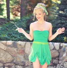 Halloween Costumes Tinkerbell Adults Tinkerbell Costume Ideas Diy Tinkerbell Costume