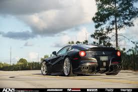 Ferrari F12 White - ferrari f12 adv05s track spec cs wheels adv 1 wheels