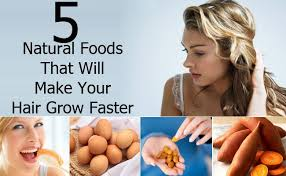 how to make your hair grow faster 5 natural foods that will make your hair grow faster style presso