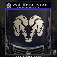 dodge ram decals canada dodge ram logo tribal decal sticker a1 decals
