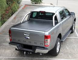 Electric Bed Cover Ford Px Ranger Accessories 2012 Retractable Electric Tonneau