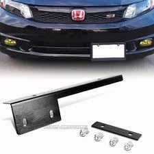 Front Vanity Plates Jdm License Plate Ebay