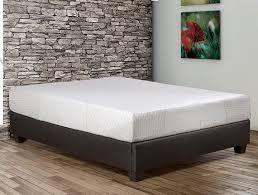 pompeii 2 sided gel memory foam mattress brothers bedding