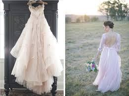 white and grey wedding dress 20 pink blush wedding dresses southbound