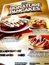 Ihop Light Menu 50 Ihop Gift Card Giveaway Enjoy Their New Pancake Varieties