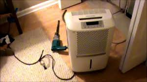 how to automatically drain your dehumidifier youtube