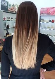 how long does hair ombre last ombre vs balayage strawberry blonde salon
