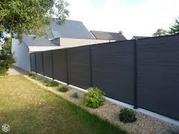 backyard fence ideas landscape eclectic with boulders box garden